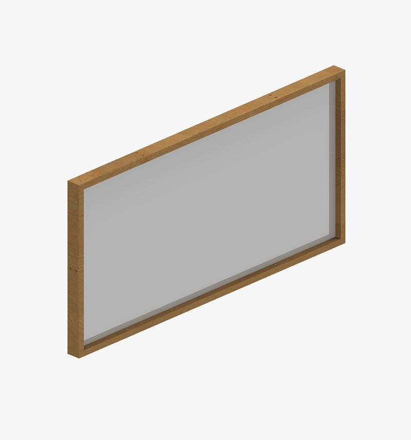 Solution OST module cloison bois